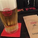 プレイヤーズカフェbyケミ - 生ビール