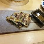 神楽 - 湯葉巻き餃子♪