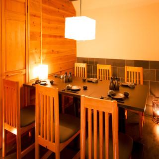 全席個室!九州料理の専門店居酒屋♪