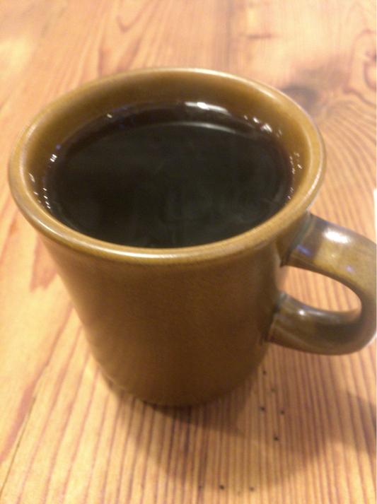 モーニング グラス コーヒー プラスカフェ
