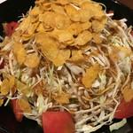 広島焼 HIDE坊 - サラダ