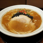 麺処 あじ家 - 魚介醤油