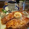 ハップシュー - 料理写真:《2016年9月》フレンチトーストモーニング700円