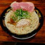 麺屋 Somie's - ベジポタ850円(税込)