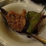 トラットリア イル ピスタッキオ - 前菜