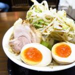 麺屋 輝 - 輝ラーメン780円
