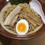 56091887 - 醤油豚骨つけ麺  麺