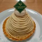 パティスリー・ラ・ノブティック - 和栗のモンブラン