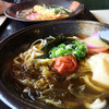 小六庵 - 料理写真:梅わか昆布うどん880円