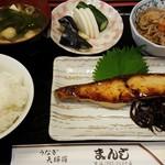 まんじ - 目鯛の西京焼き 間違えなし! 2016.9