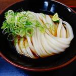 宝製麺所 宝うどん - ぶっかけ冷310円(税込)