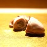 まんてん鮨 - 牡蠣(仙鳳趾)