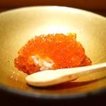 まんてん鮨 - 新いくら醤油漬け