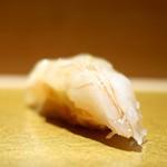 まんてん鮨 - 牡丹海老(紋別)