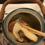 懐石料理 佑和 - 松茸~♪