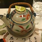 懐石料理 佑和 - 松茸土瓶蒸し