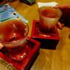 立呑み おとめ食堂 - ドリンク写真:白雪で乾杯! ※2016年9月