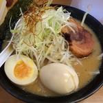 北海道ラーメン 小林屋 - みそラーメン+味玉