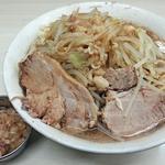 ラーメン荘 歴史を刻め - 【ラーメン】¥750