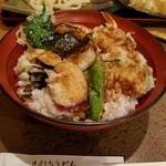 56097618 - 「天丼」