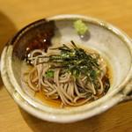 油屋熊八亭 - 蕎麦