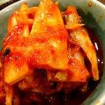 マルタケ - 060312マルタケキムチ300.jpg