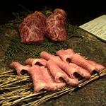 肉匠なか田 - 050307肉匠なか田さがりタン塩