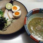 麺屋 たくみ - つけ麺¥850