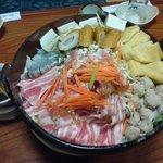 かい ちゃんこ鍋 - 料理写真: