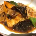 苓々菜館 - 豆鼓豆腐