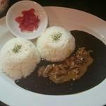キャメル ダイナー - どて煮黒カリー
