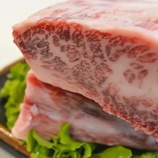 長年の技が光る!ご主人が厳選した最高のお肉!
