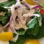コロスケ - サラダも鎌倉野菜