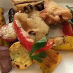 コロスケ - 鎌倉野菜と白身魚のなかよしグリル