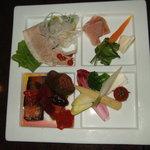 魚まさ - おまかせサラダ