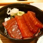 浅野屋 - まぐろヅケ丼