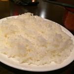 三浦のハンバーグ - 平日三浦のハンバーグランチ480円目玉焼きトッピング+100円のライス