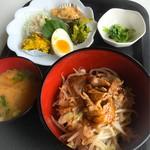 モナミ - 料理写真:日替わりランチ