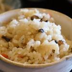 中国料理 富美 - 炊き込みご飯