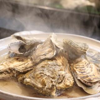 名古屋ではなかなか食べることができない、北海道厚岸産!!