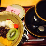 甘味喫茶 おかげ庵 - 2016.08.28