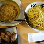 56115214 - つけ麺(大)400g+チャーシュートッピング
