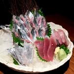 魚盛 - お造り