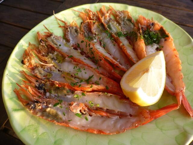POSILLIPO -cucina meridionale- - ナポリの定番 ガッベロ・ロッソのアップ写真!