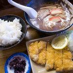 戸田屋 - 料理写真: