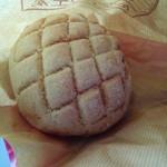 パンセ - ずんだメロンパン200円