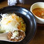 56128905 - 坦々つけ麺(950円)