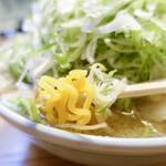 喜来登 - 黄色麺