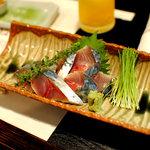 日本料理 川匠 - 〆さば ウマシ