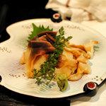 日本料理 川匠 - 赤貝 ウマウマ